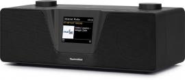 TechniSat DigitRadio 510 stereo radio met internet, DAB+, FM, Spotify, Bluetooth en Multiroom, zwart