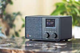 Pinell Supersound 201 DAB+ radio met FM en Bluetooth