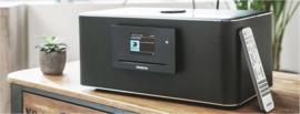 Sangean Revery R10 / DDR-75BT draadloos stereo muziek systeem met internet, DAB+, CD, Spotify en Bluetooth