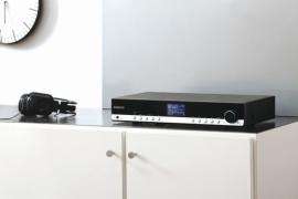 Sangean WFT-1Di stereo hifi tuner met internetradio, DAB+ en FM