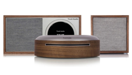Tivoli Audio ART Wireless Stereo CD Combo met DAB+ & FM radio, CD speler, Wifi en Bluetooth, walnut