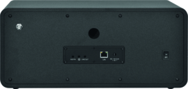 Imperial DABMAN i205 CD stereo hybride internetradio met DAB+ en FM en Bluetooth 5.0, zwart