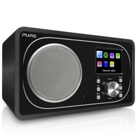 Pure Evoke F3 internetradio met FM, DAB+, Bluetooth en Spotify Connect