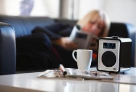 Vita Audio R1 MKII  DAB, DAB+ and FM Tuner met RDS in zwart
