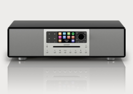 sonoro MEISTERSTÜCK SO-610 V2 stereo internetradio all-in-one muzieksysteem, zwart