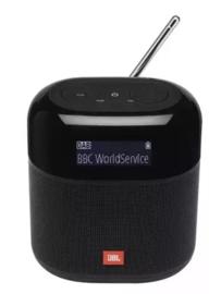 JBL Tuner XL oplaadbare Bluetooth luidspreker met DAB+ en FM radio, zwart