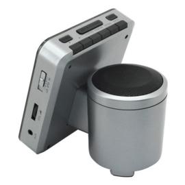 Soundmaster UR260SI digitale DAB+ en FM wekkerradio met Bluetooth