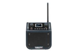 Perfectpro DAB+ Pro DAB+ en FM werkradio