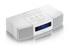 Boston CD Recepter Radio (wit)