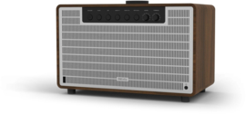 Revo SuperTone High End Bluetooth systeem, walnut silver