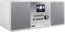 Imperial DABMAN i250 stereo hybride internetradio met DAB+ en FM en Bluetooth, wit