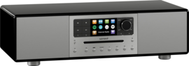 sonoro MEISTERSTÜCK SO-610 V4 stereo internetradio all-in-one muzieksysteem, zwart