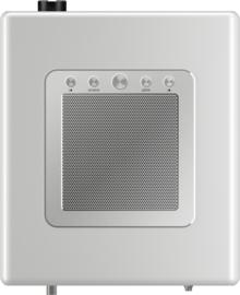 Sonoro Elite SO-910 internetradio met DAB+, FM, CD, Spotify, Bluetooth en USB, zilver