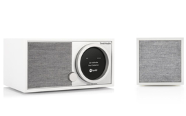 Tivoli Audio ART Stereo Wireless Radio Combo met internetradio, DAB+, FM, Spotify en Bluetooth, white, OPEN DOOS