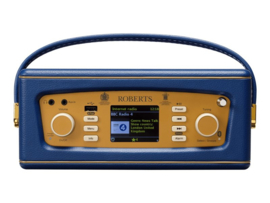 Roberts Revival iStream 3 internetradio, DAB+, FM, USB, Spotify, Alexa en Bluetooth, Midnight Blue