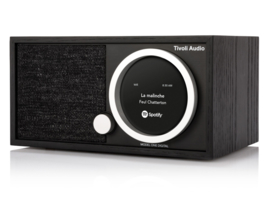 Tivoli Audio ART Model One Digital met internetradio, DAB+, FM, Spotify en Bluetooth, black ash
