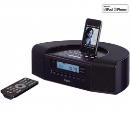 TEAC SR-L280i CD radio met iPod en iPhone docking