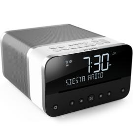 Pure Siesta Home compacte all-in-one met DAB+, FM radio, CD en Bluetooth, Polar