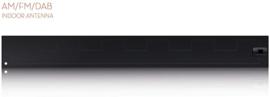 Platte DAB+ en FM antenne voor binnen