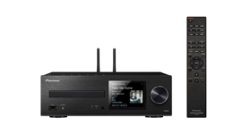 Pioneer XC-HM86D stereo HiFi systeem met CD, DAB, FM, streaming internetradio, Spotify Connect en Bluetooth, zwart