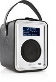 Ruark Audio R1 CarryPack lederen beschermhoes / draagtas, zwart