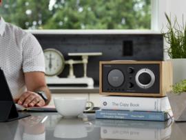 Tivoli Audio Model One+ DAB+ radio met FM en Bluetooth, eik