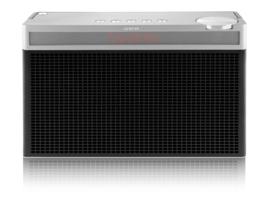 Geneva Touring / L oplaadbare portable hi-fi DAB+ en FM radio met Bluetooth, zwart