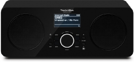 TechniSat DigitRadio 350 IR stereo internet radio met wifi, DAB+ en FM
