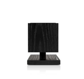 Tivoli Audio Revive Bluetooth luidspreker met lamp en Qi charging, zwart