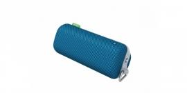 Sony draadloze spatwaterdichte NFC / Bluetooth luidspreker SRS-BTS50, blauw