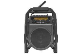 Perfectpro UBOX 400R werkradio met DAB+, FM en Bluetooth