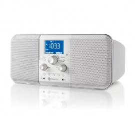 Boston Horizon Duo (AM/FM Stereo radio, Wit)