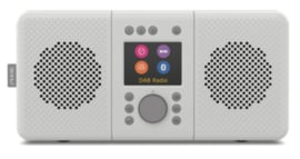 Pure Elan Connect+ stereo DAB+, FM en WIFI internetradio met Bluetooth, Stone Grey, OPEN DOOS