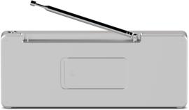 TechniSat DIGITRADIO 1 S stereo oplaadbare draagbare DAB+ en FM radio