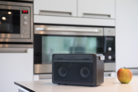 Audisse Shirudo stereo werkradio met WIFI, DAB+, Bluetooth, USB en Spotify