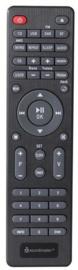 Soundmaster DAB970BR stereo retro DAB+ en FM radio met CD, Bluetooth en USB