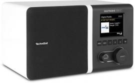 TechniSat DigitRadio 300C radio met DAB+ en FM, wit