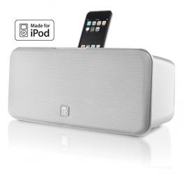 Boston i-DS² (iPod Speaker, Wit)