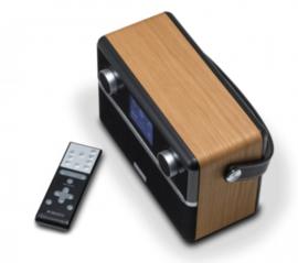 Roberts Stream 94i stereo internetradio, DAB+, FM, USB, Spotify en Bluetooth