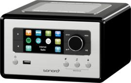 sonoro RELAX SO-810 V2 internetradio met DAB+, FM, Spotify, Bluetooth en USB, zwart