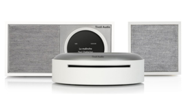 Tivoli Audio ART Wireless Stereo CD Combo met DAB+ & FM radio, CD speler, Wifi en Bluetooth, white