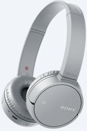 Sony  MDR-ZX220BT Bluetooth draadloze hoofdtelefoon, grijs, OPEN DOOS