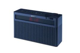 Geneva Touring / S oplaadbare portable hi-fi DAB+ en FM radio met Bluetooth, La Mer Blue
