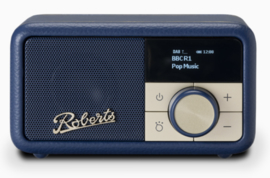 Roberts Revival Petite mini DAB+ en FM radio met Bluetooth ontvangst, Midnight Blue