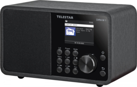 Telestar DIRA M 1 radio met DAB+, FM, Bluetooth, USB en Internet