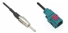 Calearo AM-FM kabel 5 meter FAKRA F - DIN M (7581185)