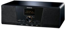 Sangean WFR-1D+ DAB+ stereo radio met WiFi,  FM  en DAB+