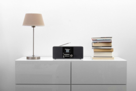 Imperial DABMAN i210 BT stereo hybride internetradio met Spotify, Bluetooth, DAB+ en FM, zwart