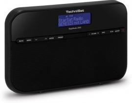 TechniSat DigitRadio 250 compacte portable stereo DAB+ en FM radio