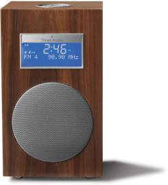 Tivoli Audio Model 10+ DAB+ en FM radio, Walnut, EX SHOWMODEL